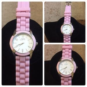 Authentic Ann Taylor LOFT Wrist Watch.